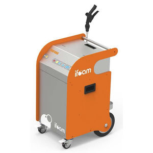 foam cleaner / electric / mobile / for hoods