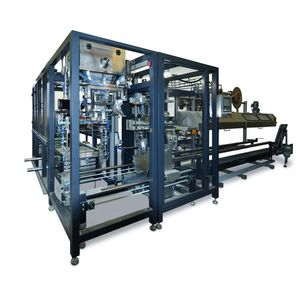 bag filler / for the food industry / for dairy products / coffee