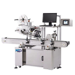 automatic labeler / for medical equipment / for bottles / for the cosmetics industry