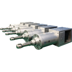 linear servo-actuator / electric / ball screw / compact
