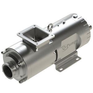 2 screws pump