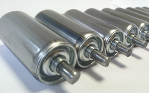 PVC conveyor roller - All industrial manufacturers