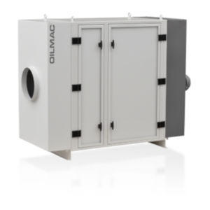 oil mist filter / fume / cartridge / compact