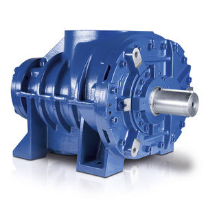 oil-injected compressor