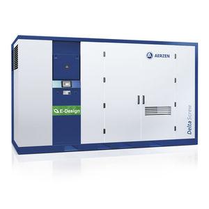 air compressor unit / gas / screw / negative pressure