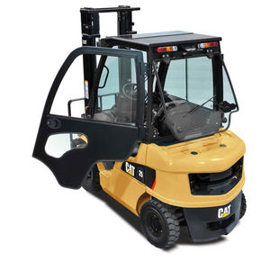 diesel forklift / ride-on / handling / industrial