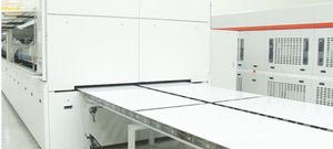 photovoltaic module laminating machine