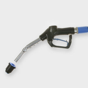 AdBlue dispensing nozzle