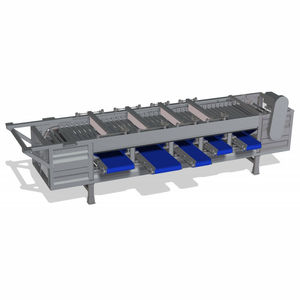 food grader / with conveyor