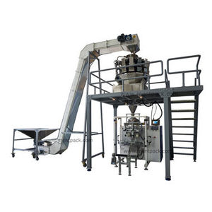 bagging machine with multi-head weigher