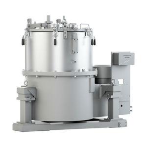 high-capacity centrifuge / laboratory / for pilot plants / filter