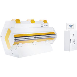 electric swivel folding machine