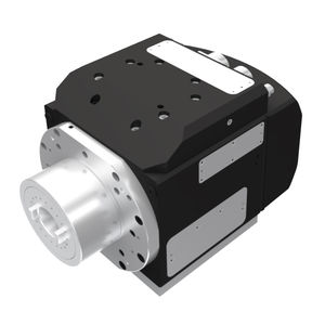 heavy milling motor spindle