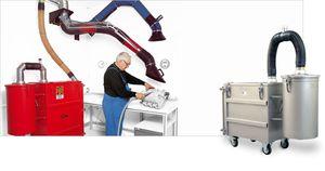 wet separator / air / liquid / particle