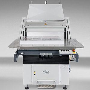 automatic paper jogger