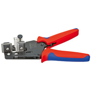 Weicon Automatic Wire Stripper No 5 Precise work with adjustable length Integrated Well Accessible Blade