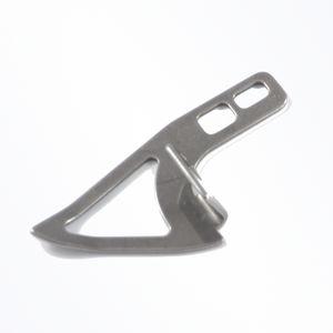 flat spring / leaf / steel / stainless steel