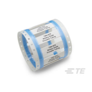 heat-shrink tubing / for electrical cables / polyolefin / polyester