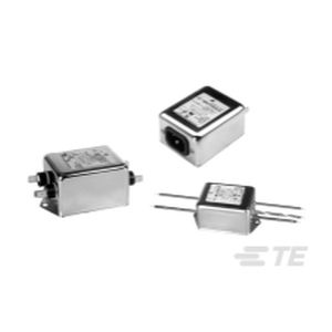 band-pass electronic filter