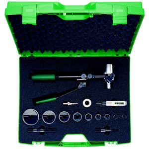 manual punching tool / hydraulic