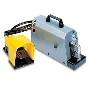 crimping press / pneumatic / bench-top
