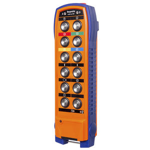 radio remote control / 12-button / IP65 / for lifting equipment