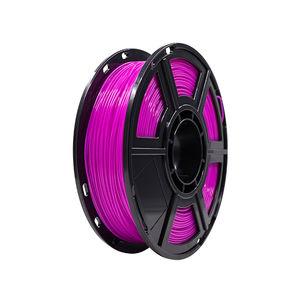 3D printer PLA filament / 1,75 mm / pink / fluorescent