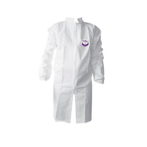 white lab coat / work / chemical protection / anti-static