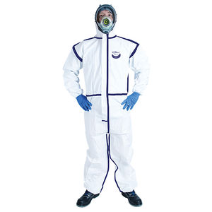 coveralls for the chemical industry / work / 5/6 type / for the food industry