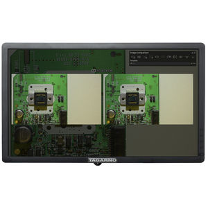 image comparison software / industrial / for PCB / for microscopy