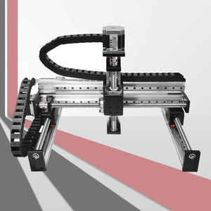 Cartesian robot / 4-axis / for assembly / handling