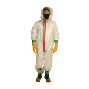 work coveralls / high-visibility / fire-retardant / anti-static