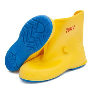 electrically insulating overboots