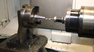 small series machining
