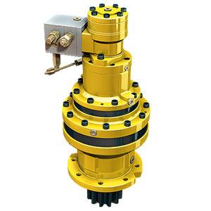 cylindrical gear reducer