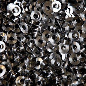 steel zinc-plating / electrolytic / electroless / ISO 9001