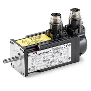 brushless servomotor / AC / 24V / 4-pole