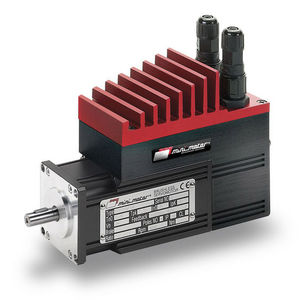 integrated-drive servomotor / three-phase / DC / brushless