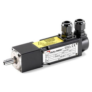 brushless servo-gearmotor / three-phase / planetary / coaxial