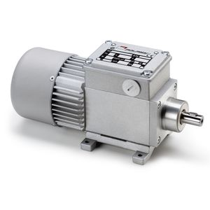 coaxial gear-motor / single-phase / three-phase / asynchronous
