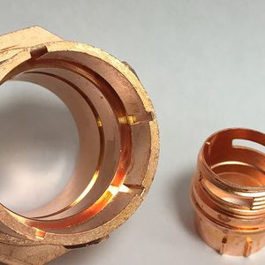 electrolytic copper plating