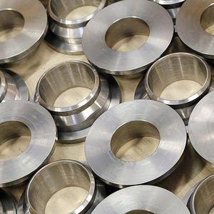 steel sand blasting / stainless steel / aluminum / zamak