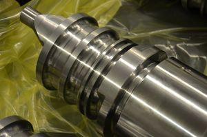 aluminum turning machining