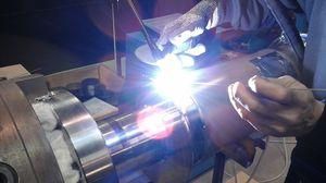 TIG mechanized welding