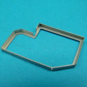 laser cutting / steel / stainless steel / small series