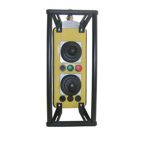 8-button pendant station / IP65 / for cranes / compact