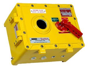 low-voltage disconnect switch / explosion-proof