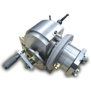 manual rotary table / tilting / for EDM