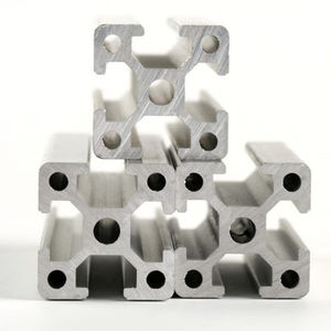 metal extrusion / aluminum / for the construction industry / automotive