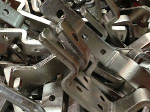 electroless nickel plating / steel / aluminum / brass